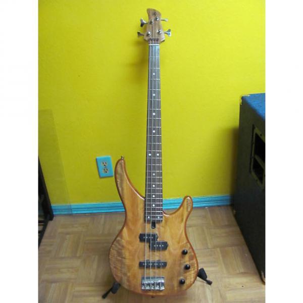 Custom Yamaha TRBX174EW Mango Wood 4-String Bass #1 image