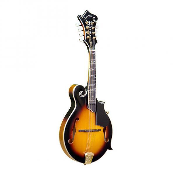 Custom Gold Tone GM-70+ F-Style Mandolin #1 image