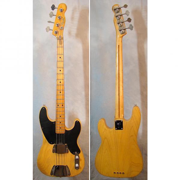 Custom 1972 Telecaster parts bass #1 image