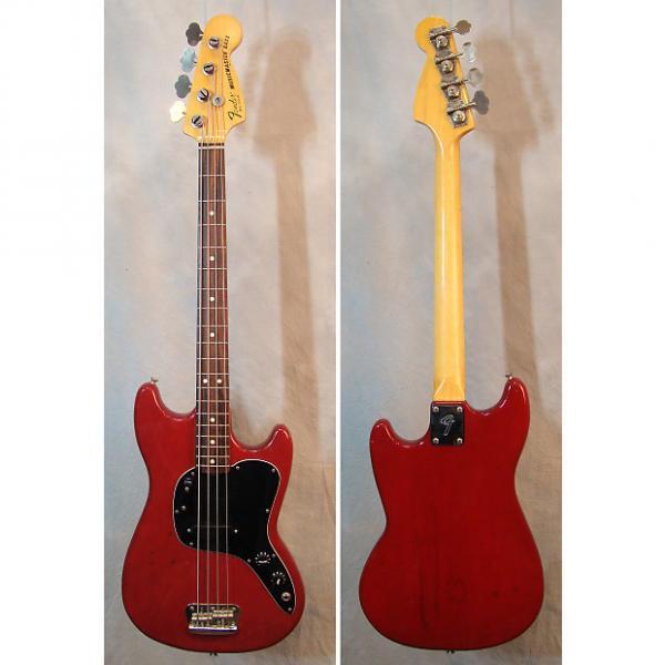 Custom Vintage 1978 Fender Musicmaster Bass #1 image
