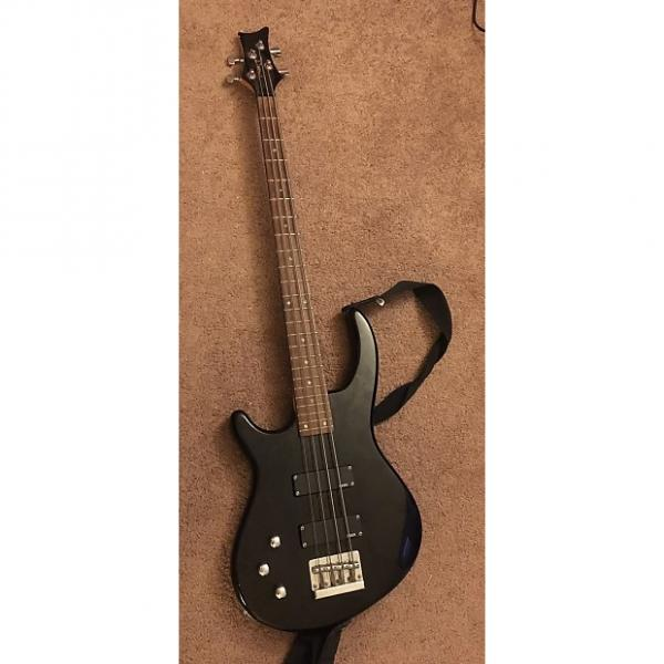 Custom Dean Edge Bass Guitar (Left Handed) #1 image