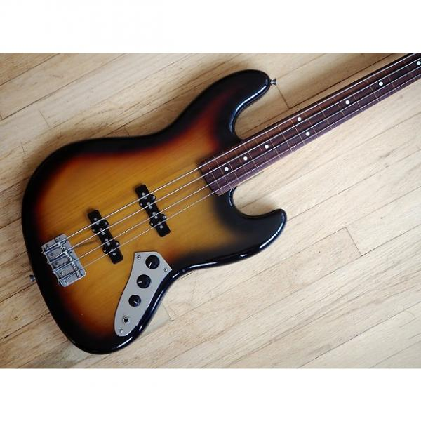Custom 2000 Fender Jazz Bass Fretless '62 Vintage Reissue CIJ Japan Jaco Pastorius w/ gigbag #1 image
