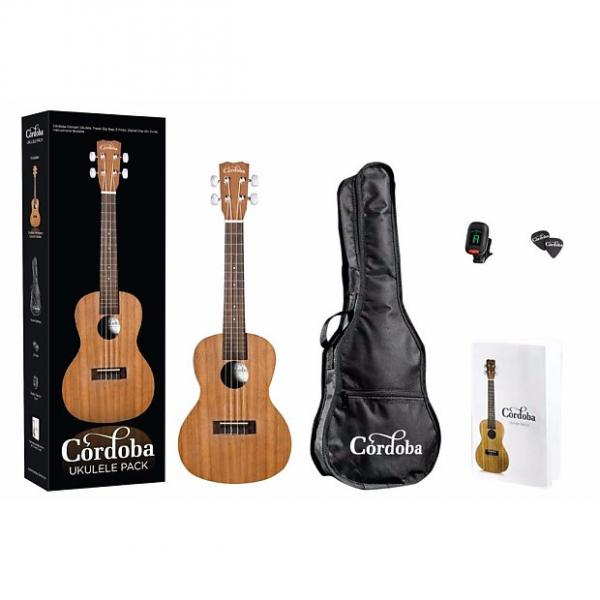 Custom Cordoba UP100 Concert Ukulele Pack #1 image