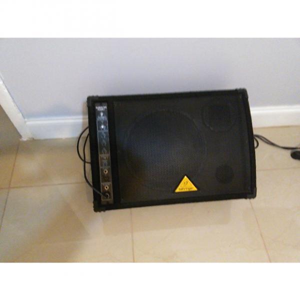 Custom Behringer, floor monitor 1220A 2009 Black #1 image