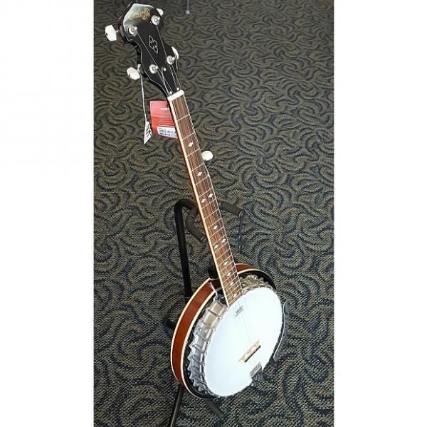 Custom LEFT HANDED 5 String Banjo!! #1 image