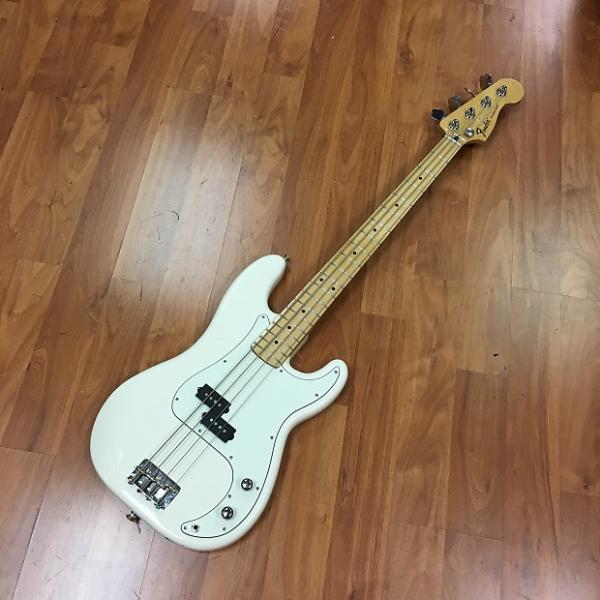 Custom Fender Standard Precision Bass w/ Soft Case #1 image