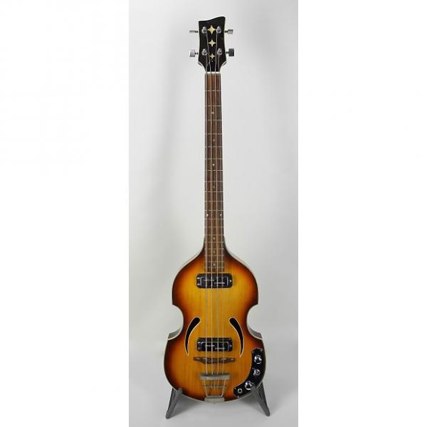 "Custom Klira 1960's ""Beatle Bass"" #1 image"