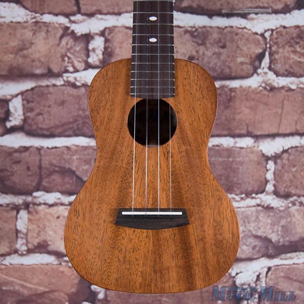 Custom New Kala USA Custom Doghair Mahogany Concert Ukulele, Martin Style #1 image
