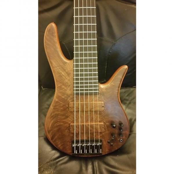 Custom Fodera  Monarch Elite 6 string bass 2006 #1 image