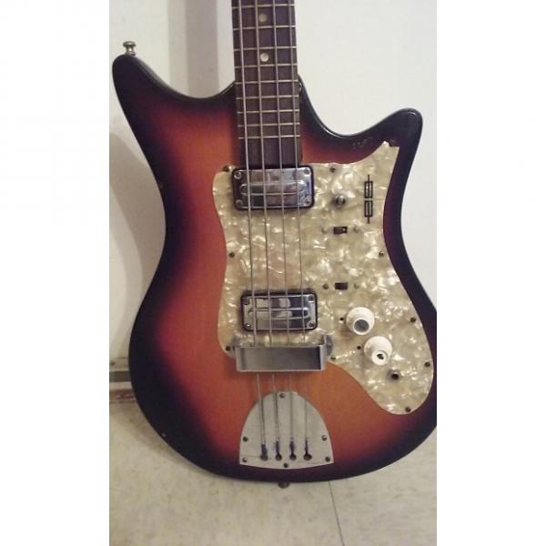 Custom 1960's Egmond Electric Bass #1 image