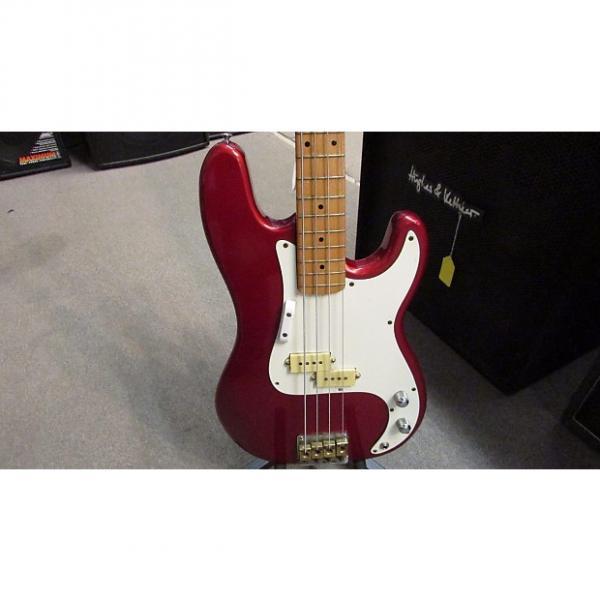 Custom Vintage RARE Aria Mach 1 Thunder Bass Guitar KG3RM #1 image