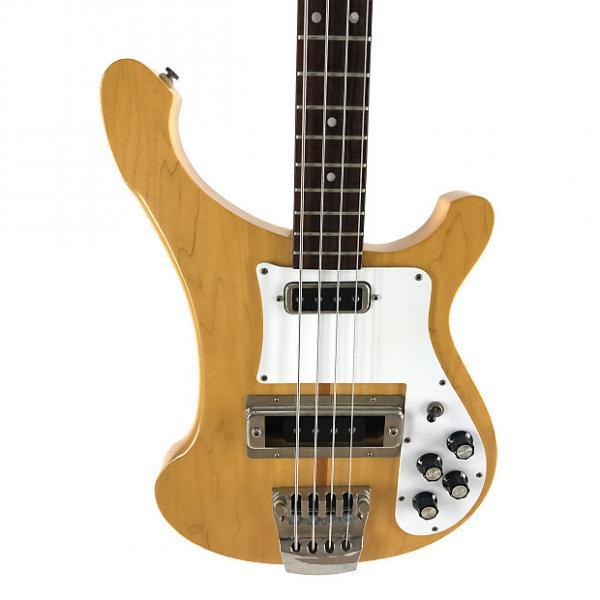 Custom Greco PMB-800 Bass, Paul Mac, Natural, MIJ, 1980 Vintage #1 image