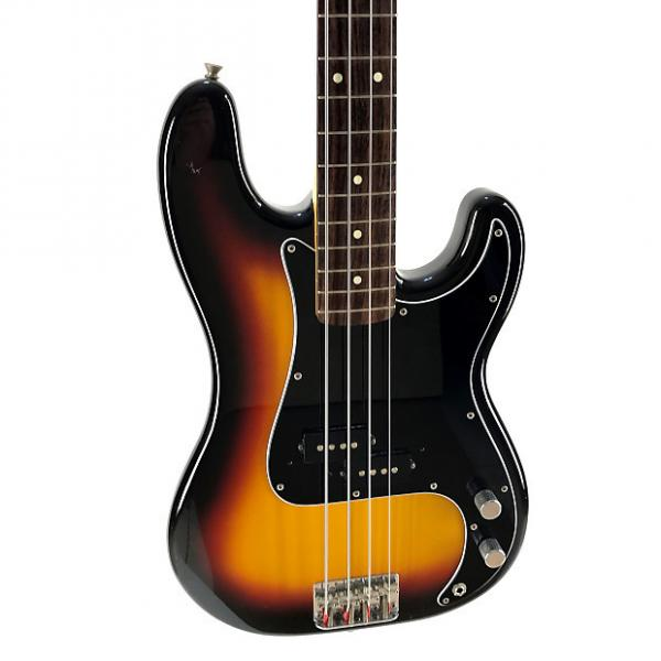 Custom Fender Precision Bass, 3 Tone Sunburst, 1994 #1 image