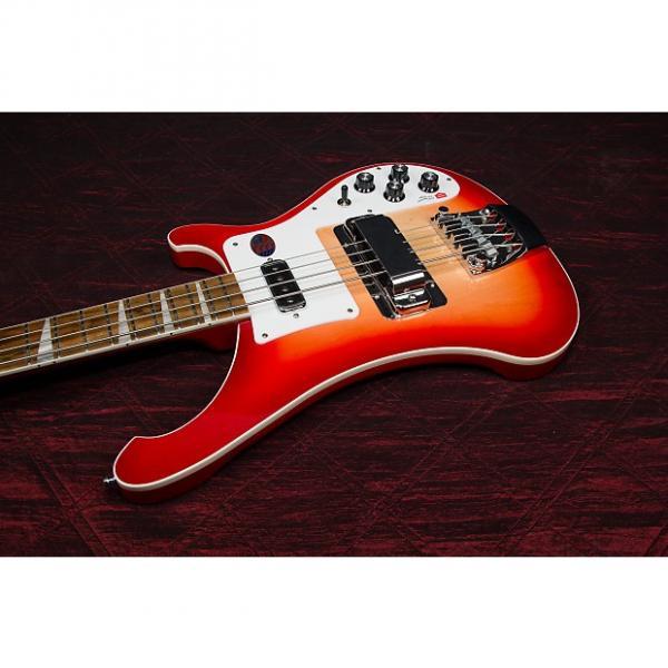 Custom Rickenbacker 4003 Bass  Firego Authorized Dealer ! New! 4-String Full Warranty 2017! #1 image