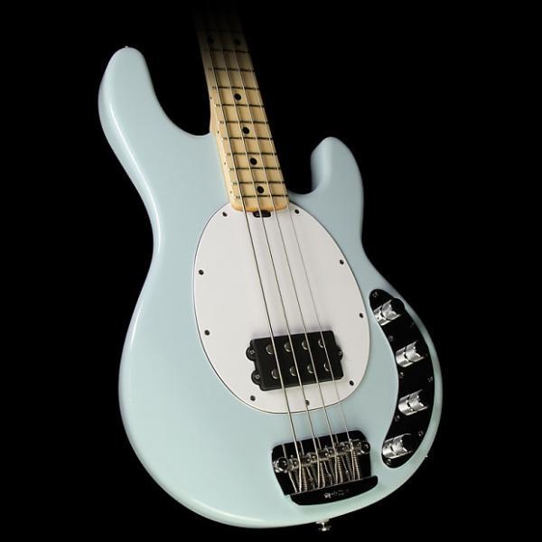 Custom Ernie Ball Music Man StingRay Electric Bass Guitar Powder Blue #1 image