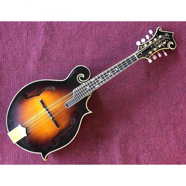 Custom Gibson F5L 1980 Sunburst #1 image