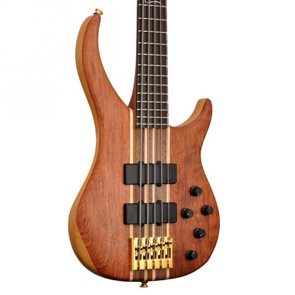 Custom Peavey Cirrus 5 Bubinga - A great neck through active bass 8.9 pounds - IPS160804041 #1 image