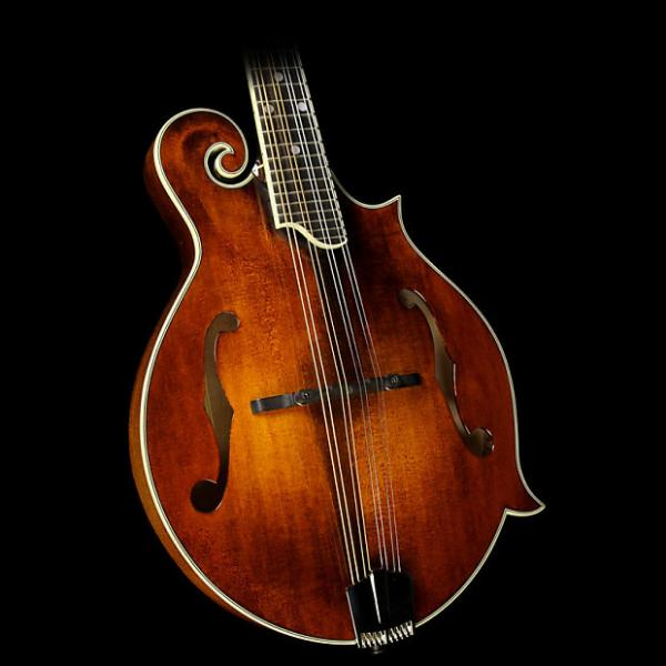 Custom Eastman MD515 F-Style Mandolin Antique Varnish #1 image