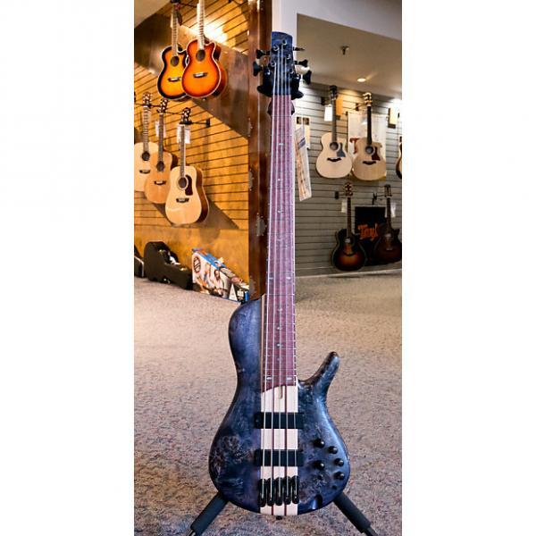 Custom Ibanez SRSC805DTF Electric Bass #1 image