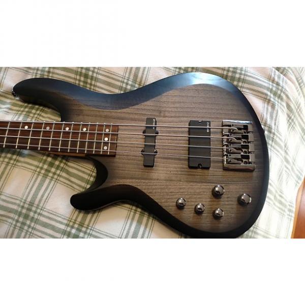 Custom Schecter Guitar Research Custom C-4 left handed bass guitar #1 image