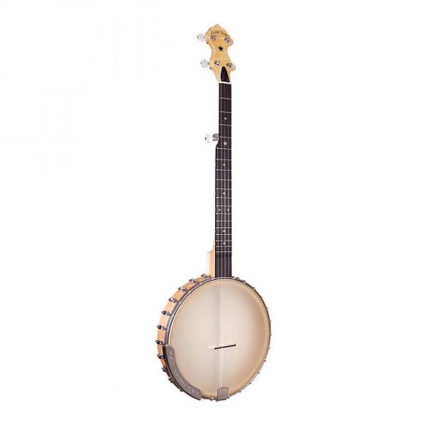 Custom Gold Tone CC-Carlin 12-Inch Pot Old-Time Banjo #1 image