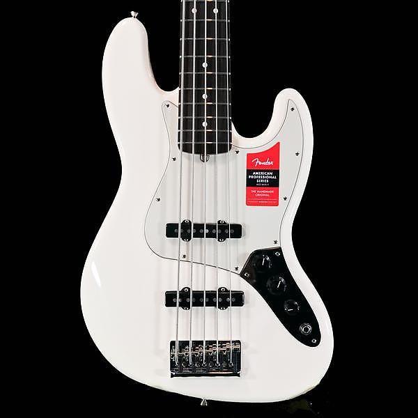 Custom Fender American Professional V Jazz Bass #1 image