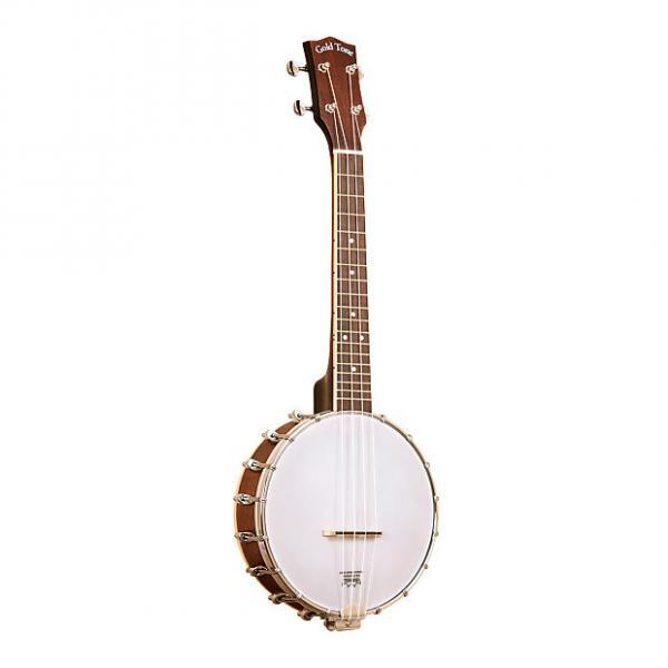 Custom Gold Tone BUC Concert-Scale Banjo Ukulele with Case #1 image