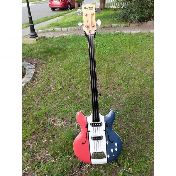 Custom bartell of california Acoustic bass Custom Finish #1 image