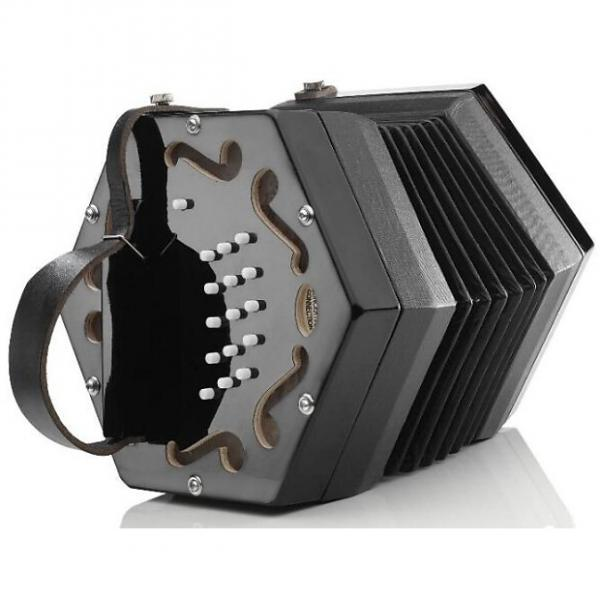 Custom Rochelle Anglo Concertina Package #1 image