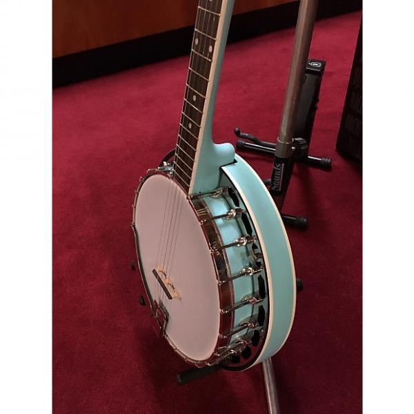 Custom Recordking King Starlight Banjo Blue #1 image