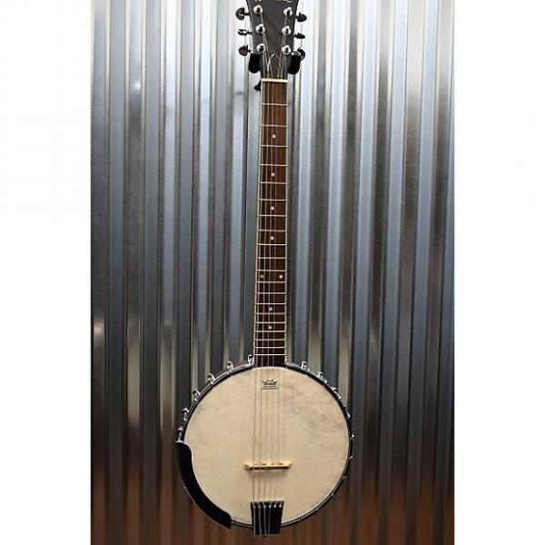 Custom Washburn B6 6 String Open Back Banjo # 0002 NEW! #1 image