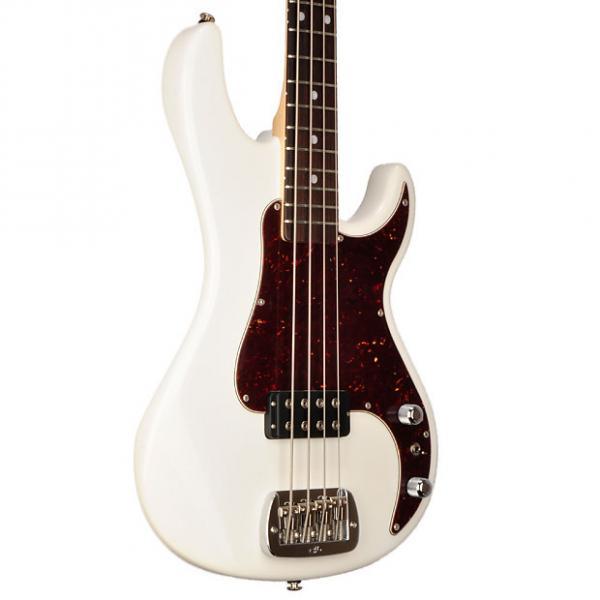Custom G&L Kiloton Bass in Alpine White - G&L's latest creation 9.4 pounds  CLF078823  Alpine White #1 image