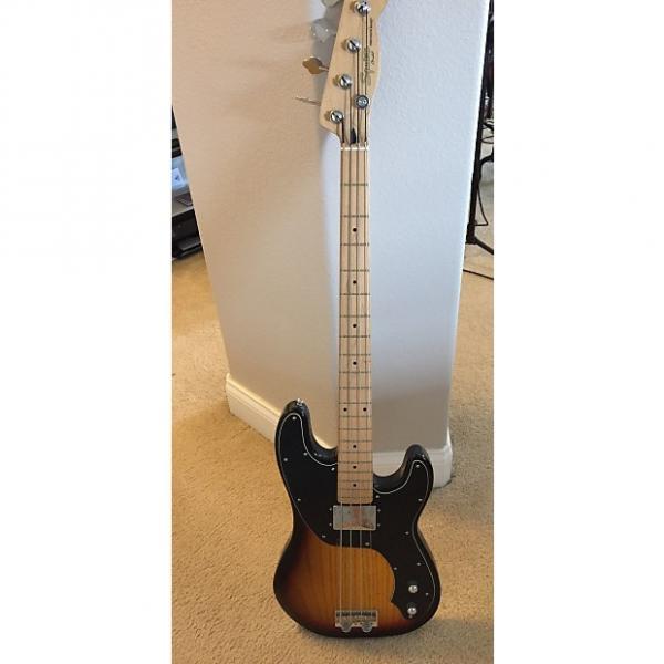 Custom Squier Vintage Modified Precision Bass TB - 3 Tone Sunburst #1 image