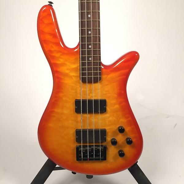 Custom Spector Legend 4 String Electric Bass #1 image