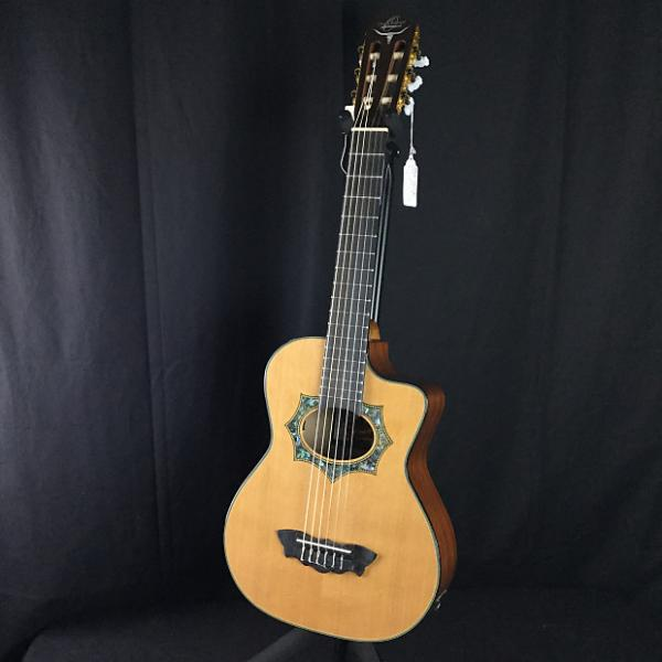 Custom Oscar Schmidt OH30SCE Requinto Electric Classical (B1-Stock) #1 image