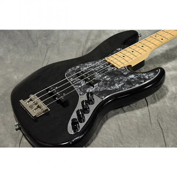 Custom Sadowsky Classic Edged  J Bass  Trans Black #1 image