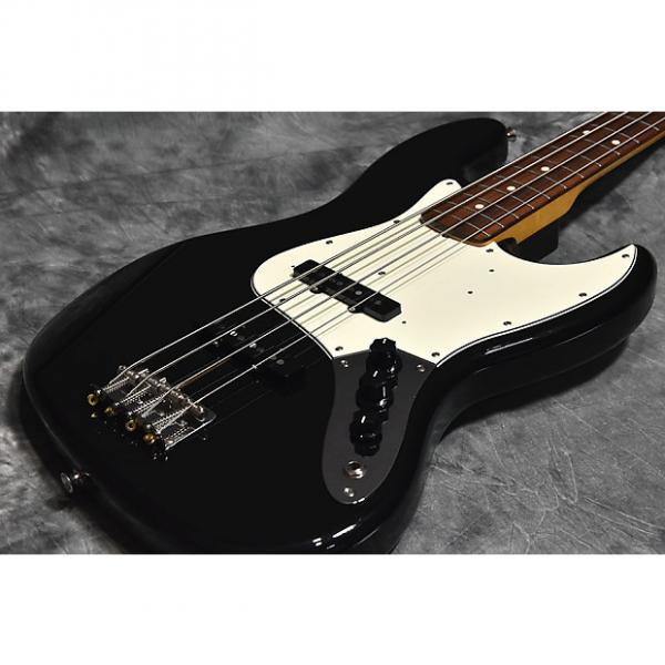 Custom Fender Japan JB62-US  Black #1 image