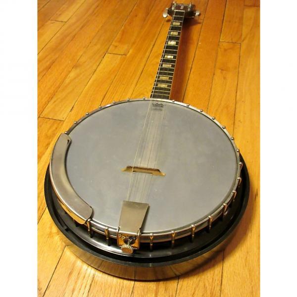 Custom Harmony Roy Smeck Banjo 1960s #1 image