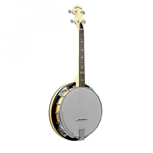 Custom Gold Tone CC-Irish Tenor Cripple Creek Irish Tenor Banjo #1 image