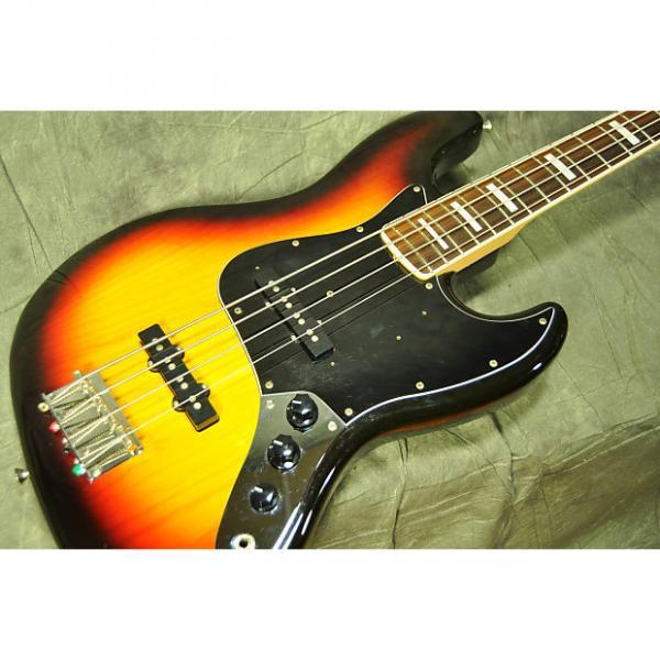 Custom Fender Japan JB75  3 Tone Sunburst #1 image