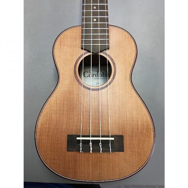 Custom 24s Ukulele Cordoba #1 image