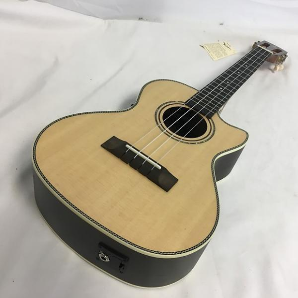 Custom New Alvarez Tenor AU70TCE Uke Wood #1 image