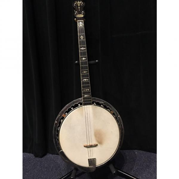 Custom Lyon & Healy Washburn Style A Tenor Banjo c. 1925 #1 image