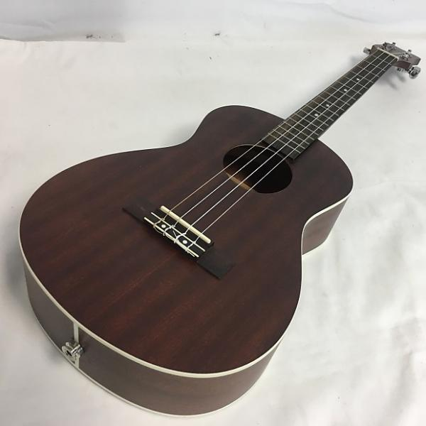 Custom New Kohala Baritone Uke W/Pick Ups Wood #1 image
