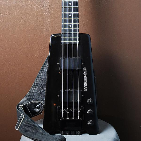 Custom Steinberger XL-2 1987 Black #1 image