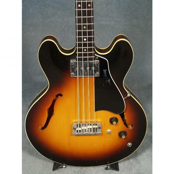Custom Gibson EB-2 (1968) #1 image