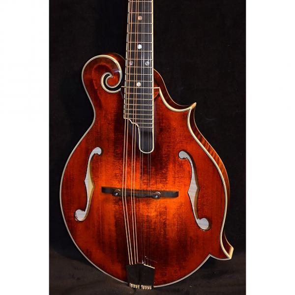 Custom Eastman MD815 F-Style Mandolin #1 image