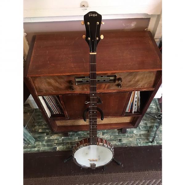 Custom 1966 Vega Folklore SS-5 Longneck Banjo #1 image