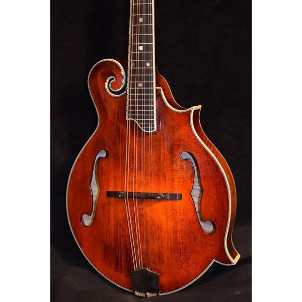 Custom Eastman MD615 F-Style Mandolin #1 image