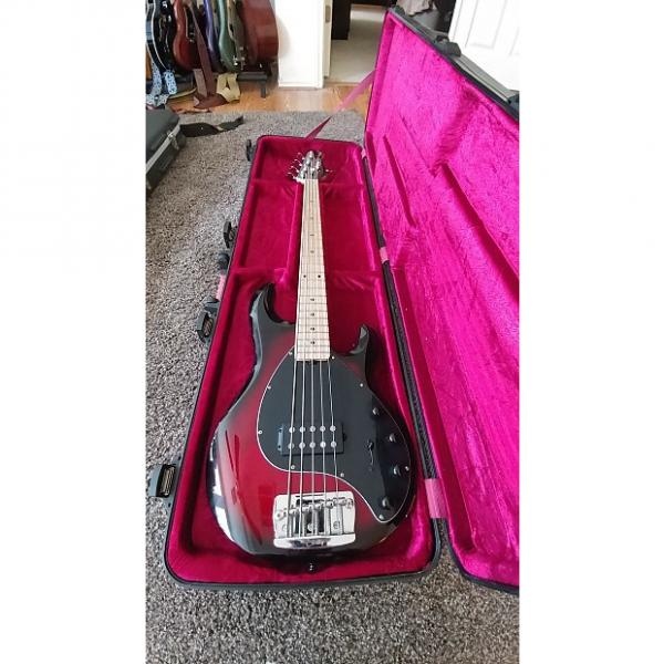 Custom Sterling by Musicman Ray35 2015 RED #1 image